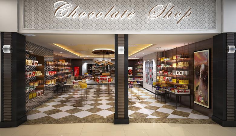 The Chocolate Shop Dakota Design Retail Solutions