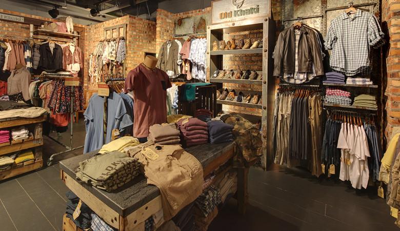 Old Khaki Flagship Design Rollout Dakota Design Retail