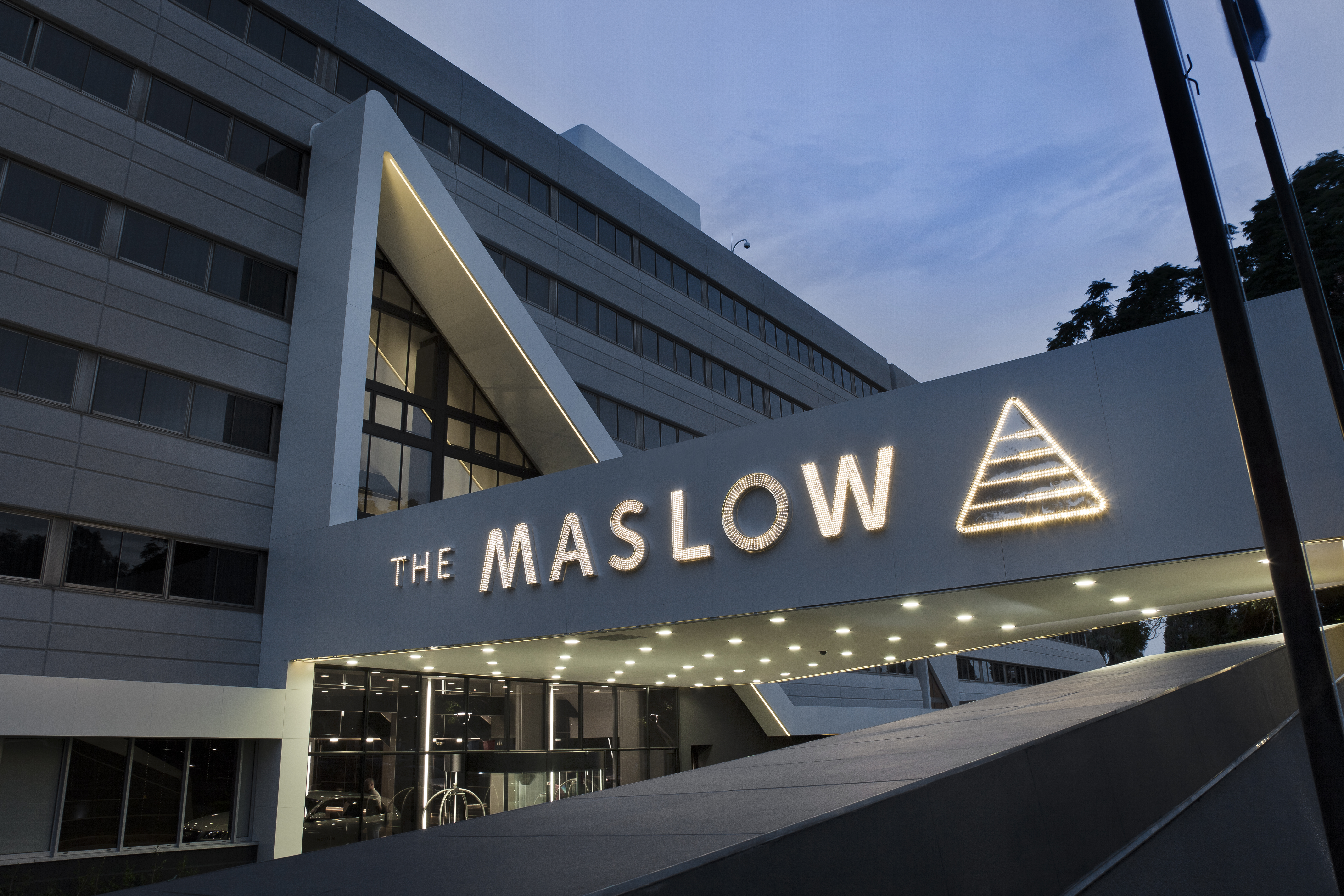 The Maslow Hotel Sandton
