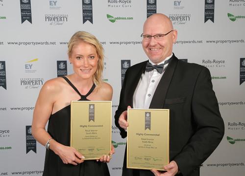 Dakota design wins International Property Design Awards