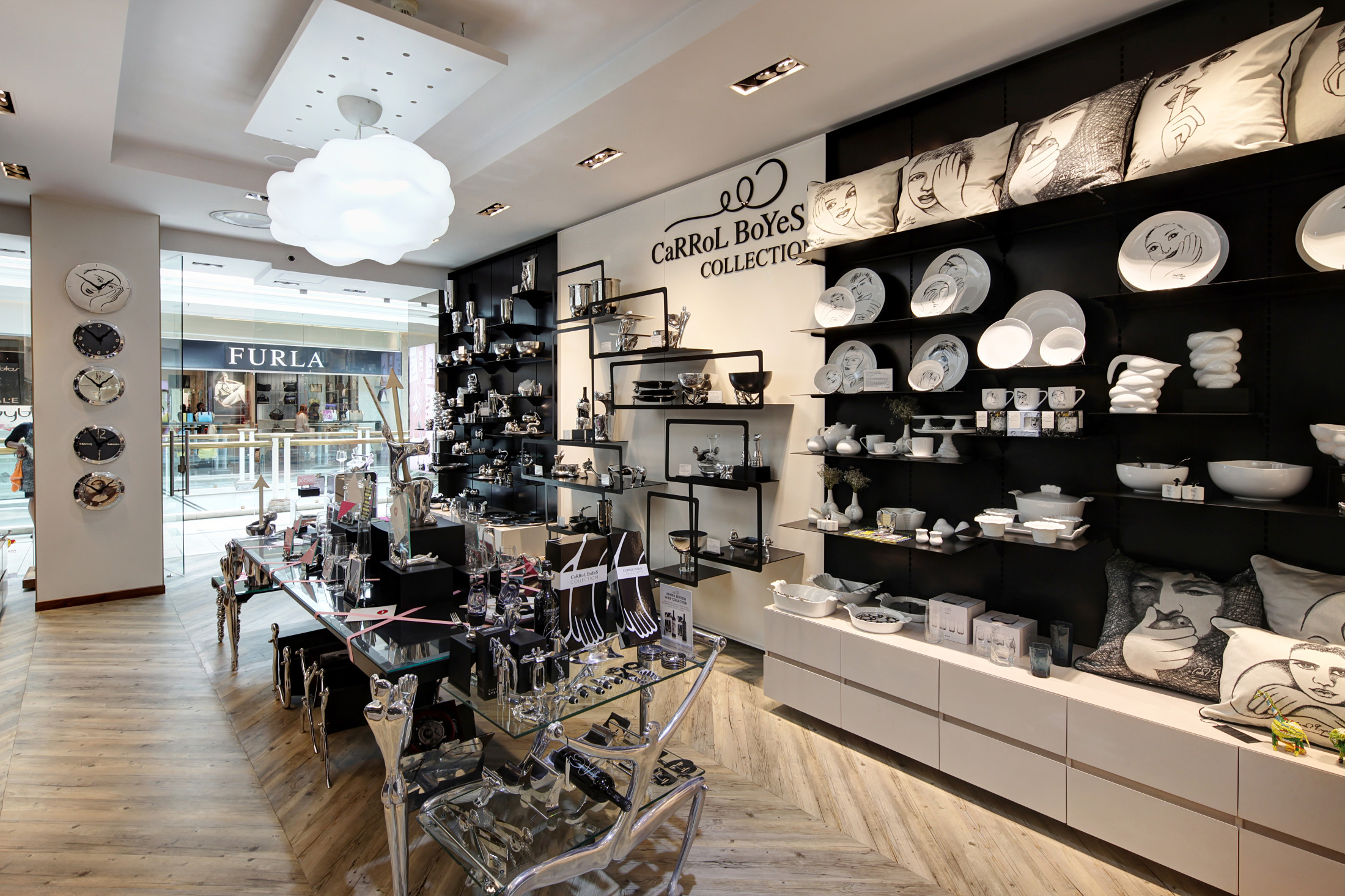 Carrol Boyes Flagship Store By Dakota Design