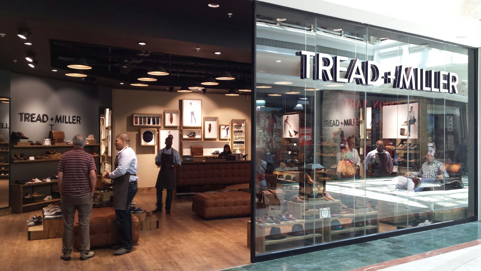 Canal Walk Tread+Miller Store