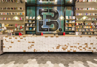 Exclusive Books Retail Design 1