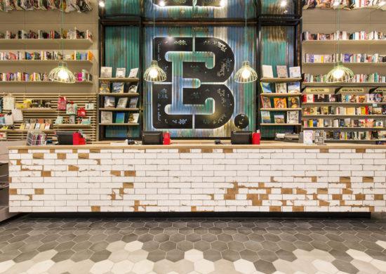 Exclusive Books Retail Design 1
