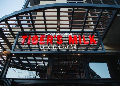 Dakota Tigers Milk