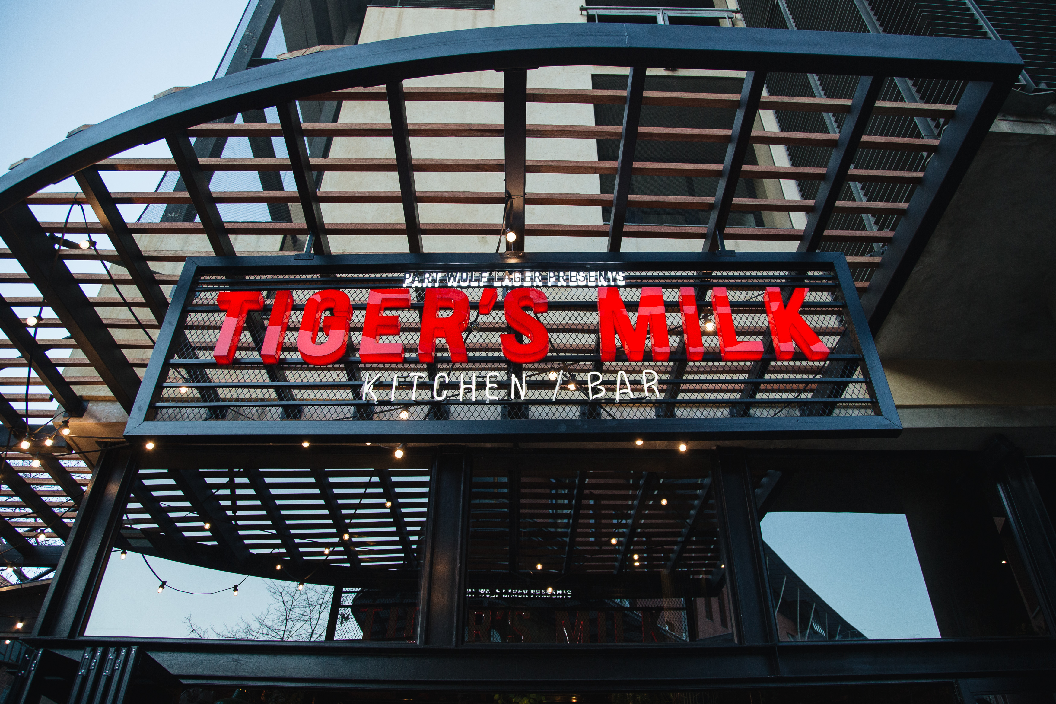 Dakota Tigers Milk
